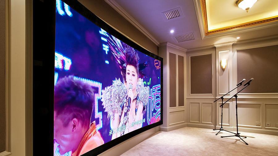 home theater screens Washington, DC