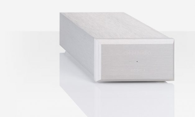 Clearaudio Basic+ Phono Preamplifier
