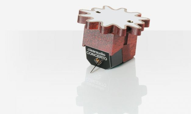 Clearaudio Concerto V2 Moving Coil Phono Cartridge