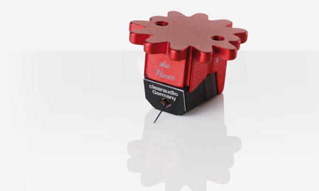 Clearaudio Da Vinci V2 Moving Coil Phono Cartridge
