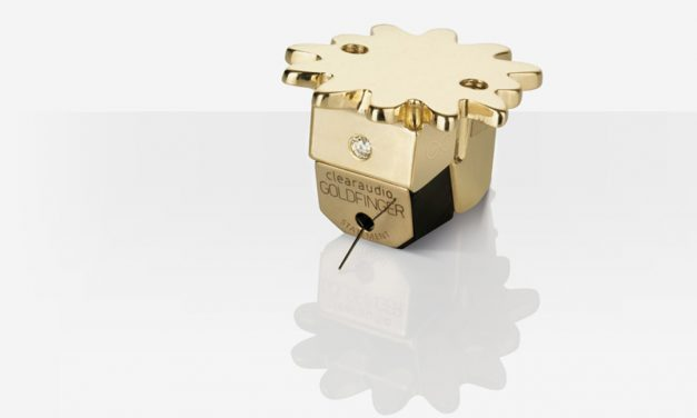Clearaudio Goldfinger Statement Moving Coil Phono Cartridge