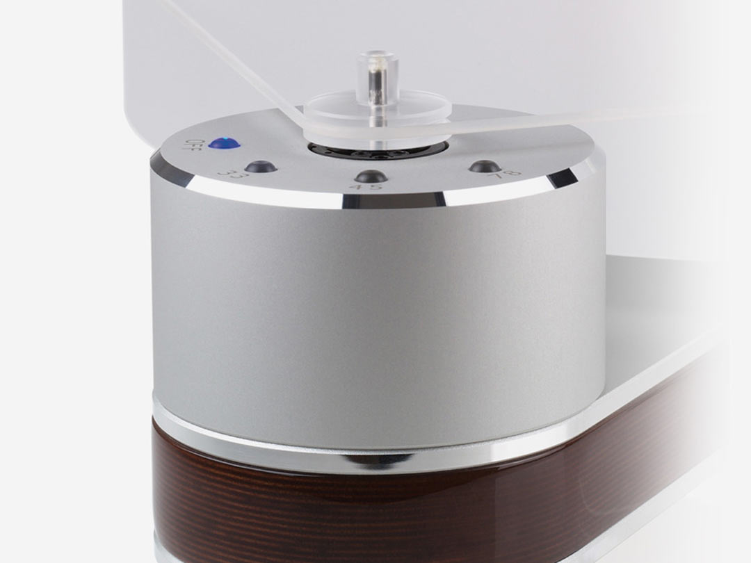 Clearaudio Innovation Compact turntable speed