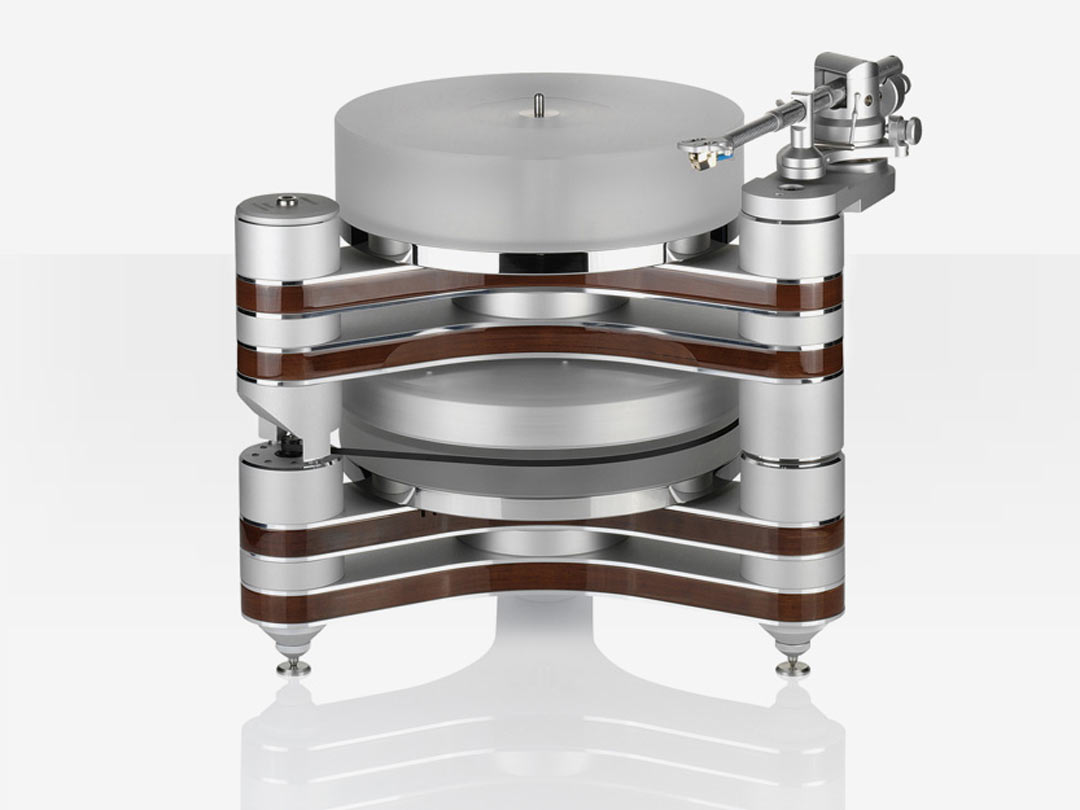 Clearaudio Master Innovation turntable featured