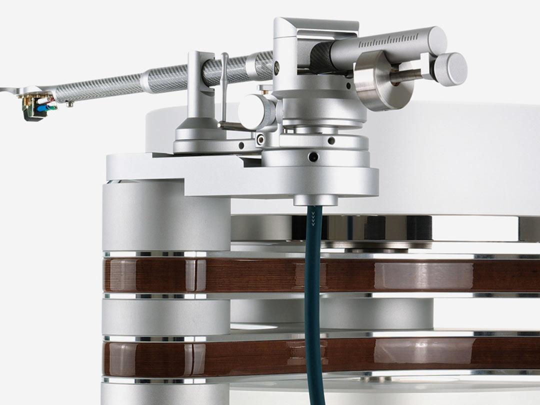 Clearaudio Master Innovation turntable tonearm
