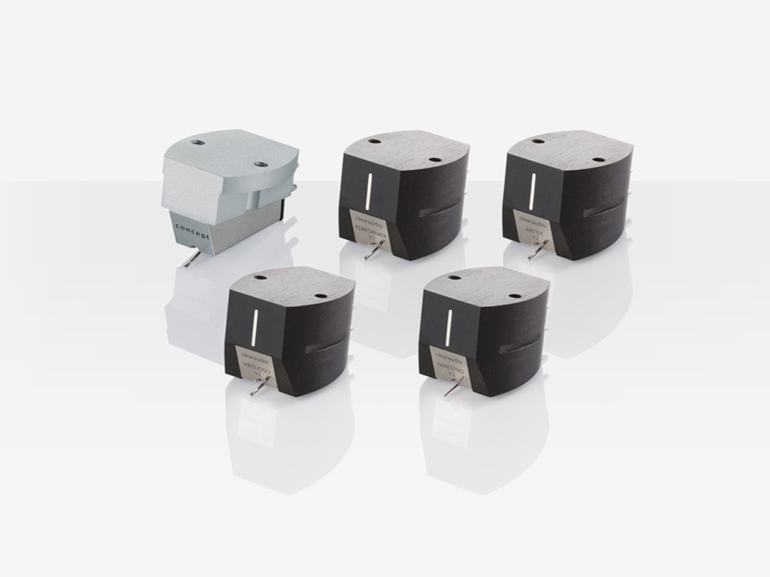 Clearaudio Moving Magnet V2 Phono Cartridges