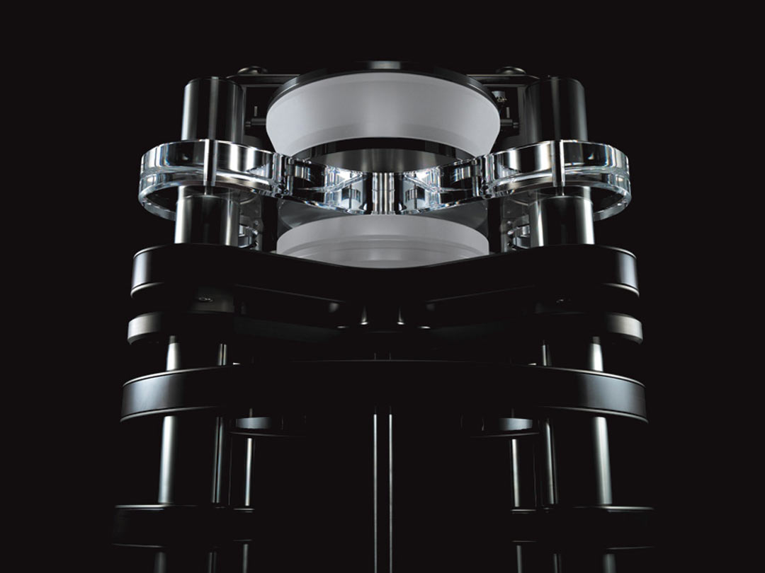 Clearaudio Statement turntable featured