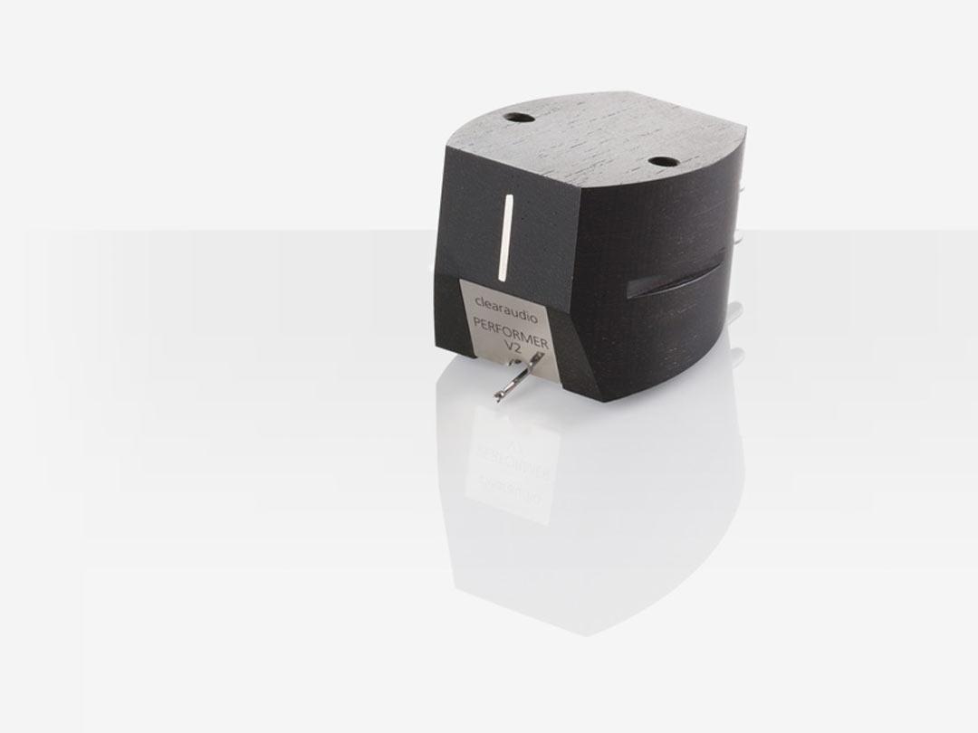 Clearaudio Performer V2 phono cartridge