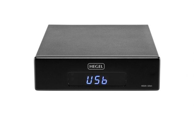 Hegel HD25 DAC