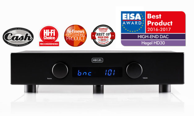 Hegel HD30 DAC