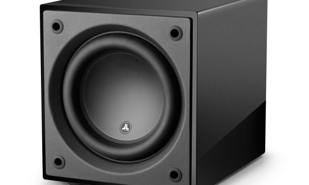 JL Audio Dominion Powered Subwoofer