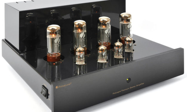 PrimaLuna ProLogue Premium Stereo Power Amplifier