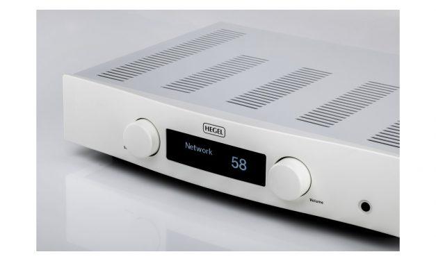 Hegel Röst Integrated Amplifier