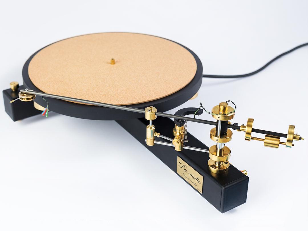 Pre Audio turntable Washington DC dealer