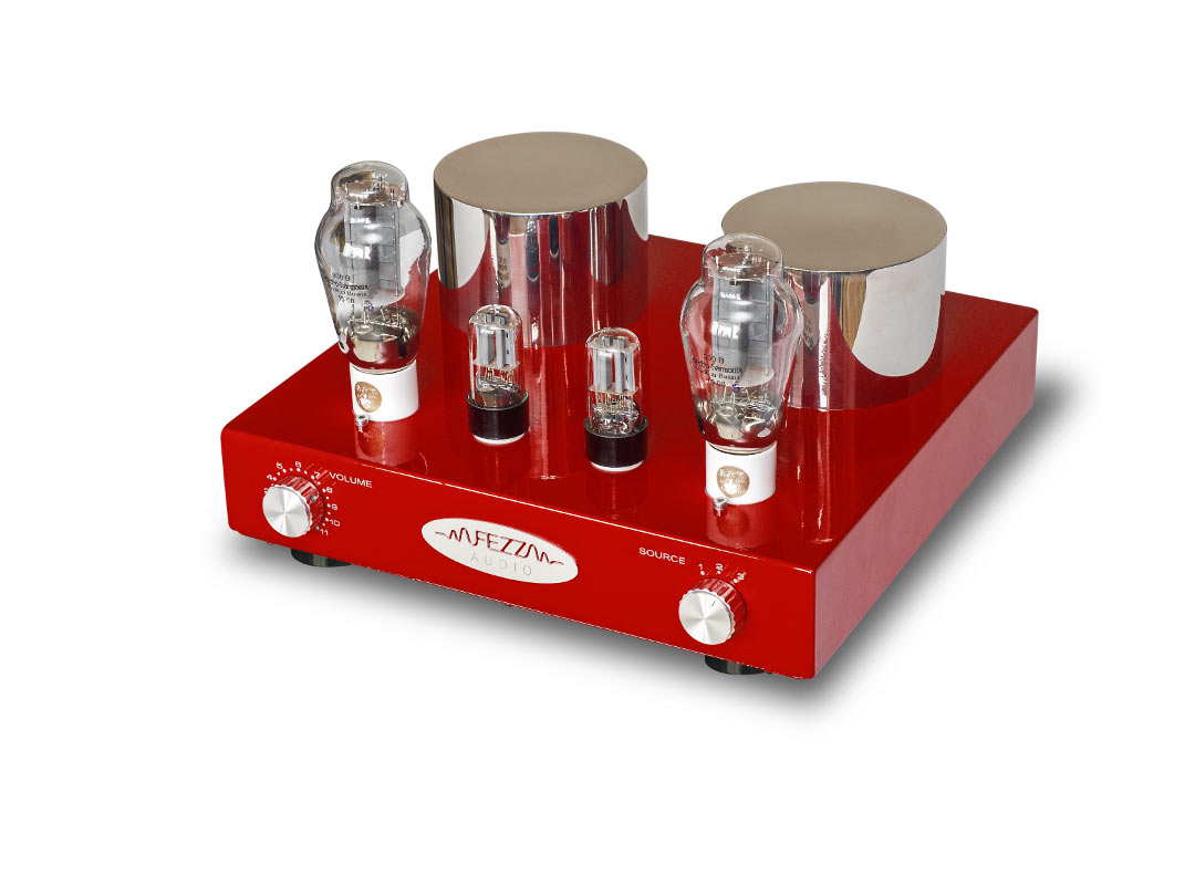 Fezz Audio Mira Ceti Tube Amplifier Command Performance Av