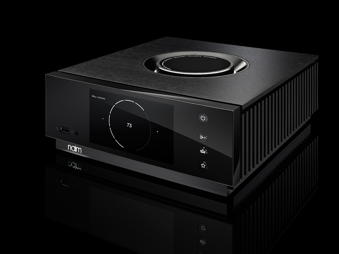 Washington, DC Naim Uniti Atom all-in-one music player