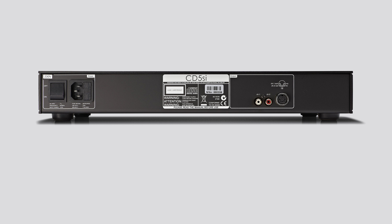 Washington DC, Virginia dealer Naim CD5si CD Player