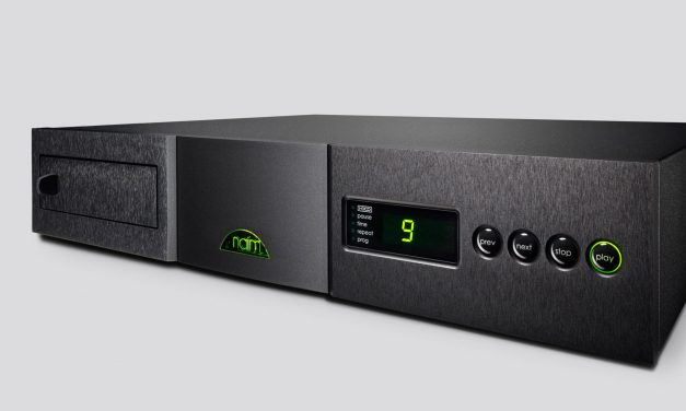 Naim CDX2 CD Player