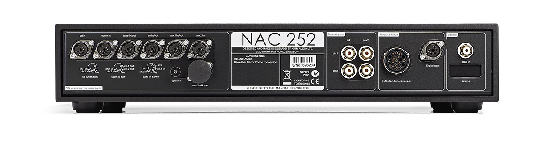 Washington DC Virginia Maryland Naim NAC 252 preamplifier dealer