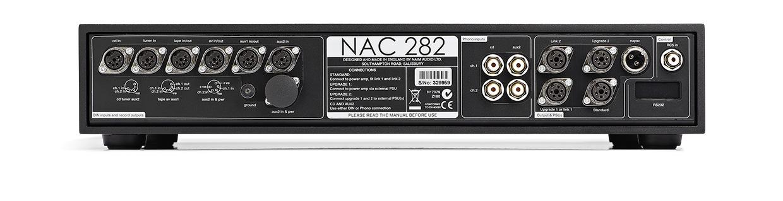 Washington DC Virginia Maryland Naim NAC 282 preamplifier dealer
