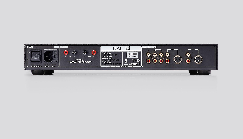 Washington DC Virginia Maryland Naim Audio Naim NAIT 5Si Integrated Amplifier Authorized Dealer