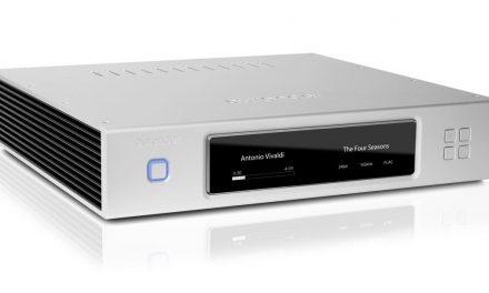 Aurender N10 Caching Music Server