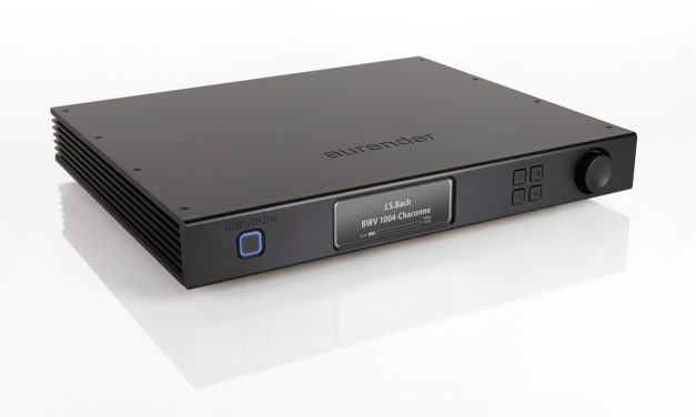 Aurender A10 Music Player with High Performance DAC