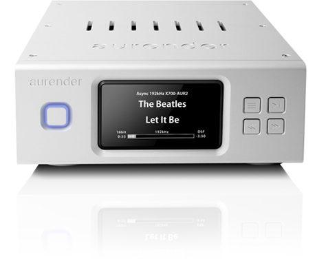 Aurender X100 Digital Music Player