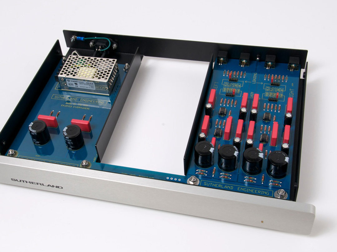 Sutherland Insight phono preamplifier