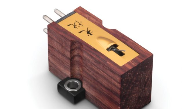Koetsu Rosewood Signature phono cartridge