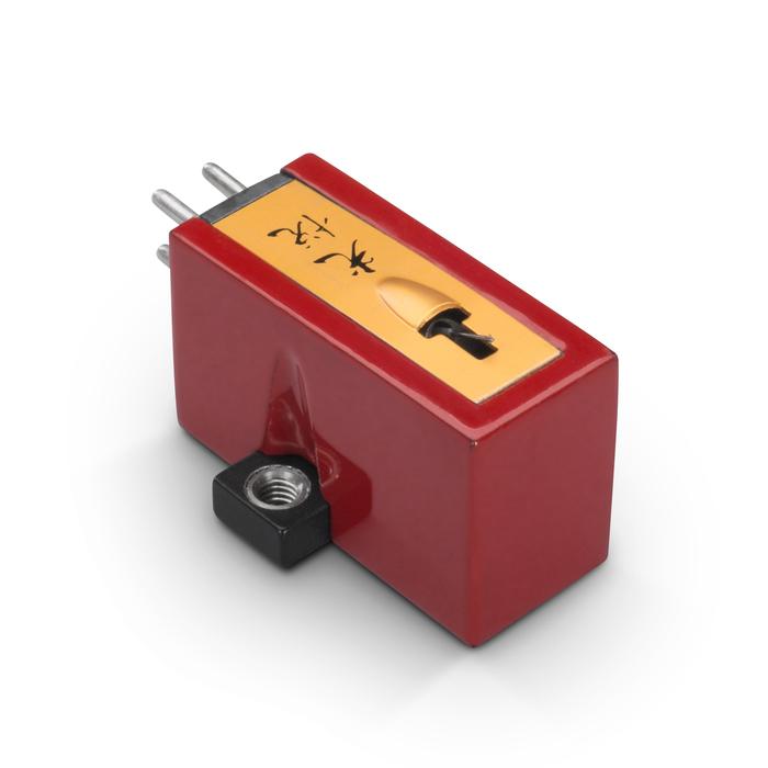 Koetsu Urushi Vermilion phono cartridge