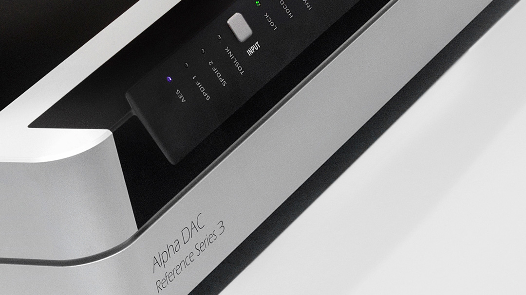 Alpha DAC Reference Series 3 angle cropped