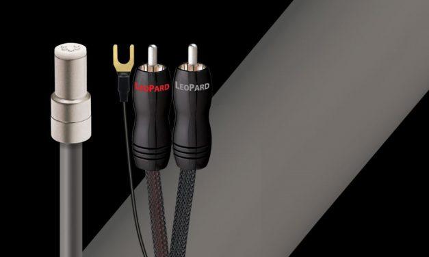 Audioquest LeoPard Tonearm Cables