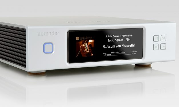 Aurender N200 Music Server / Streamer