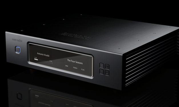 Aurender w20se Music Server + Streamer