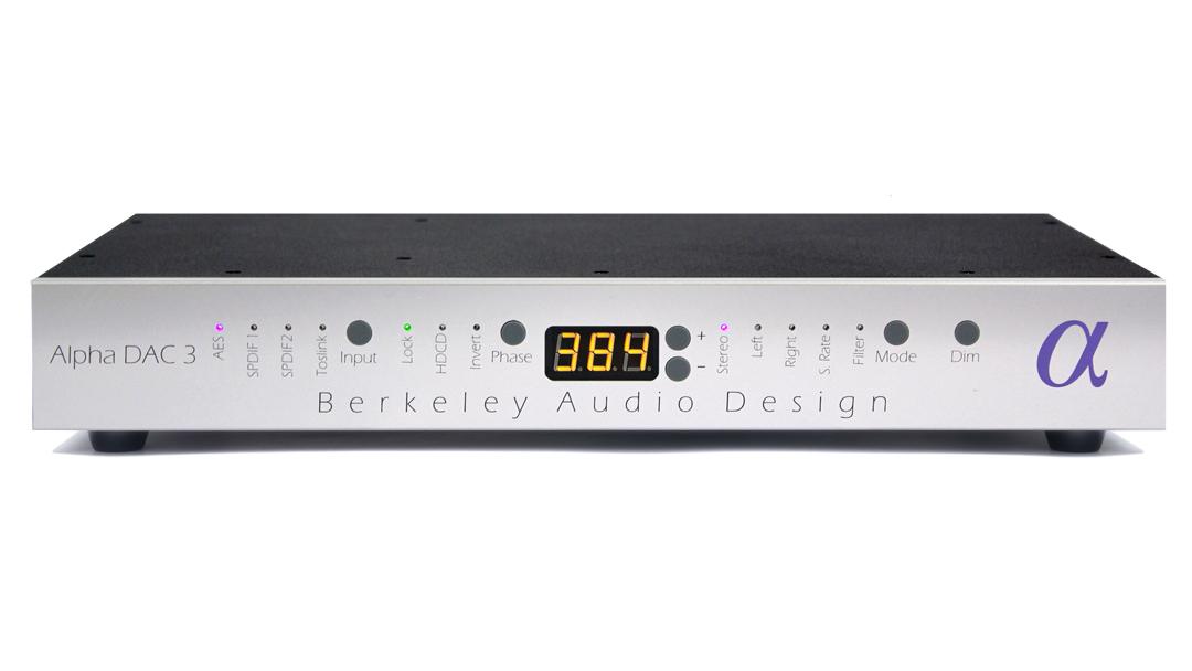 berkeley alpha dac series 3 authorized dealer