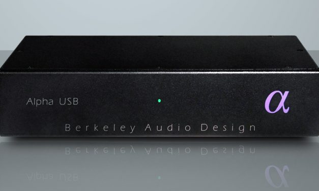 Berkeley Alpha USB digital audio interface