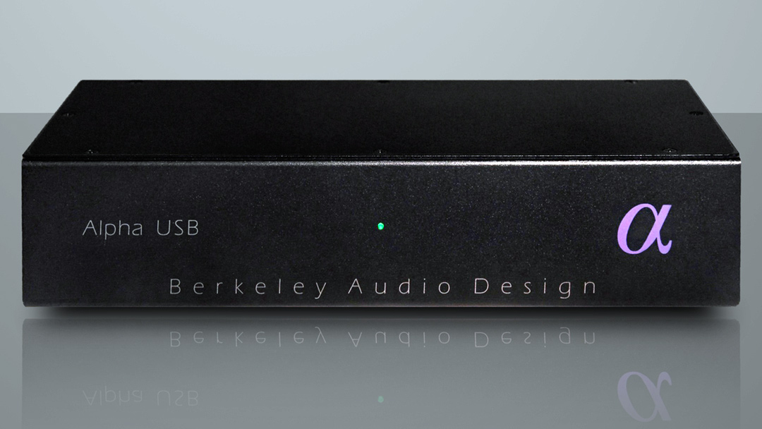 Berkeley Audio Alpha USB authorized dealer