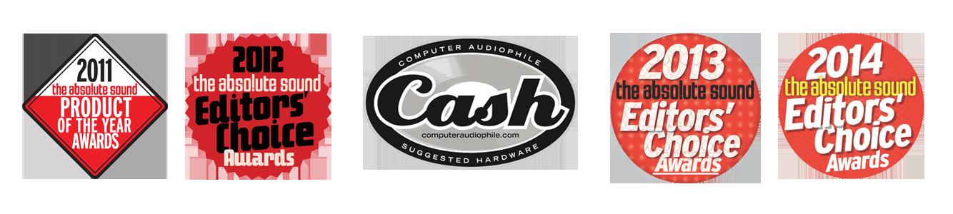 Berkeley Audio Alpha USB awards