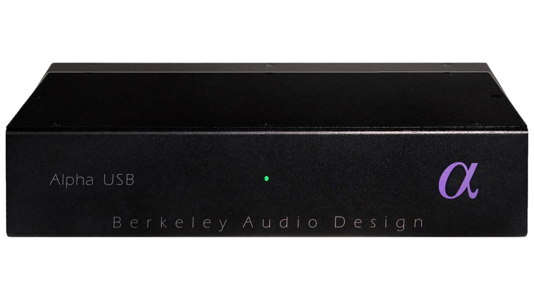 Berkeley Alpha USB front