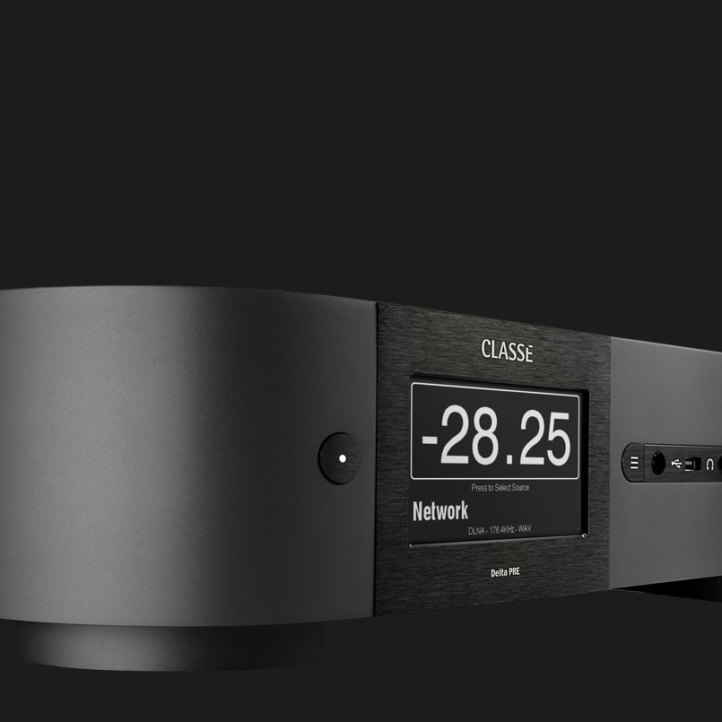 authorized dealer Classé Audio Delta PRE