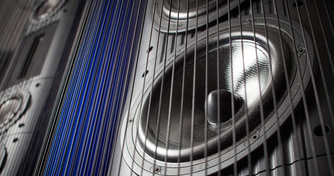 gryphon kodo loudspeakers drivers