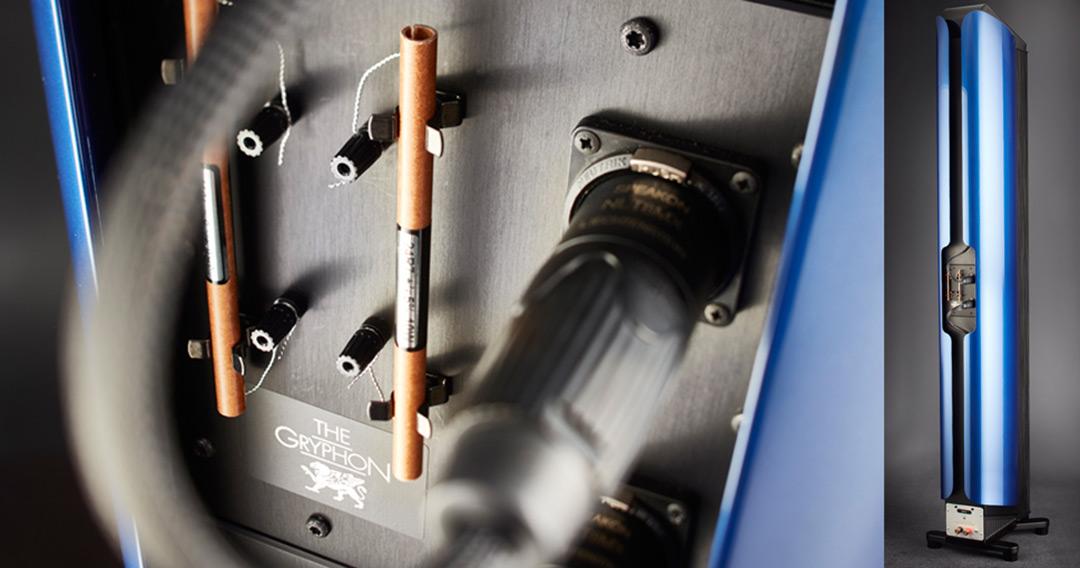 gryphon kodo loudspeakers rear