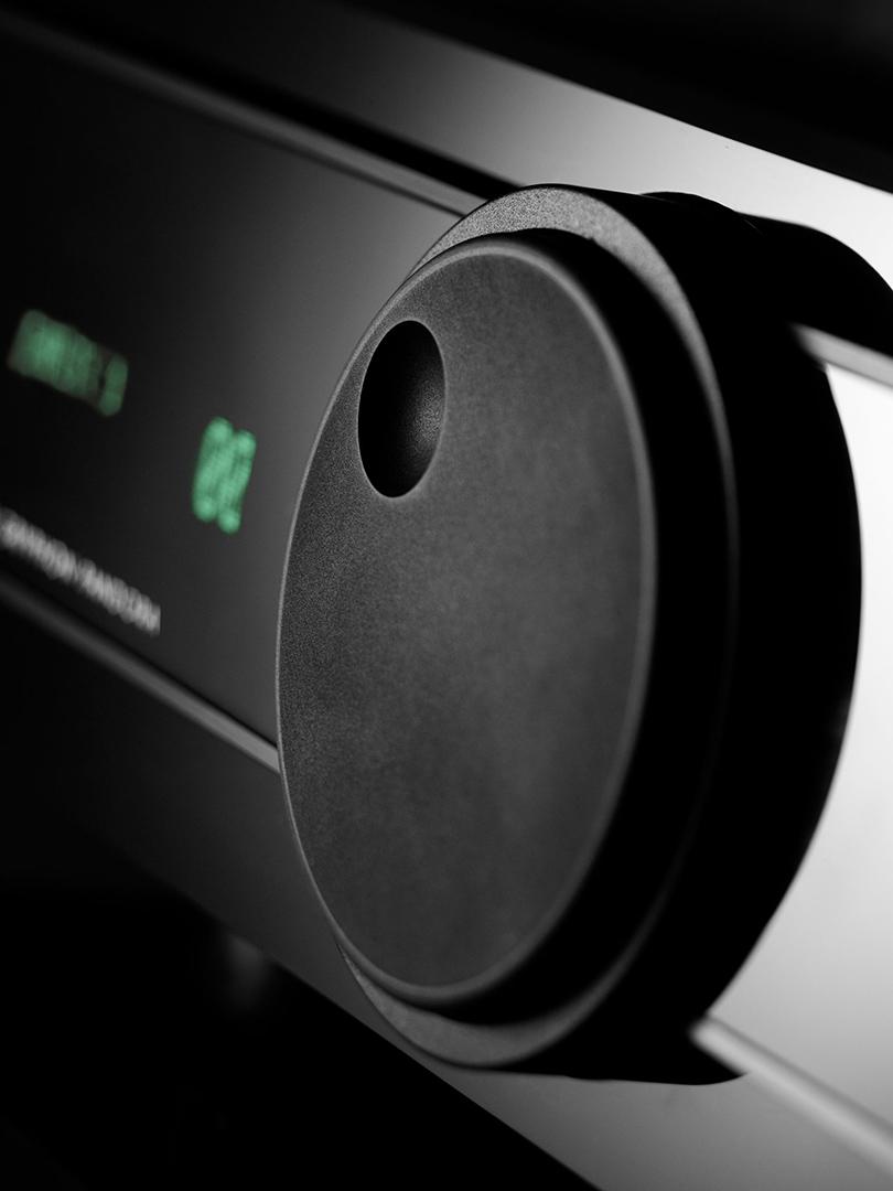 the gryphon pandora audio preamplifier closeup
