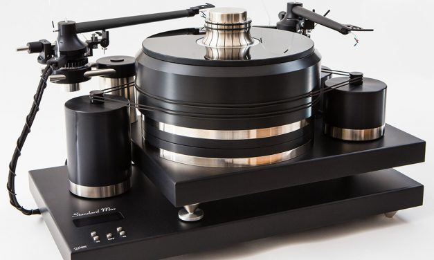 J. Sikora Standard Max Black and KV12 Tonearm Earn Mono & Stereo's Best of 2020!