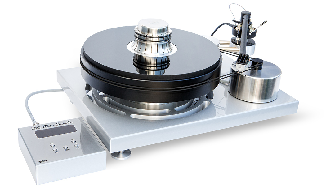 J. Sikora Initial turntable authorized dealer