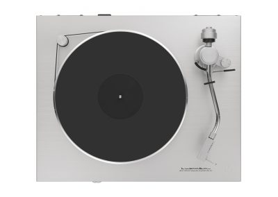 Luxman PD-151 turntable overhead view