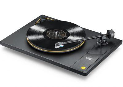 MoFi Electronics StudioDeck Turntable top