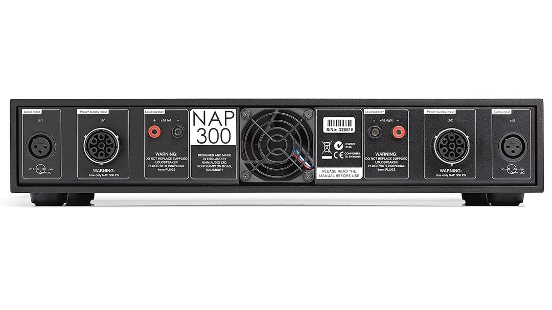 Naim NAP 300 Power Amplifier Washington, DC Dealer