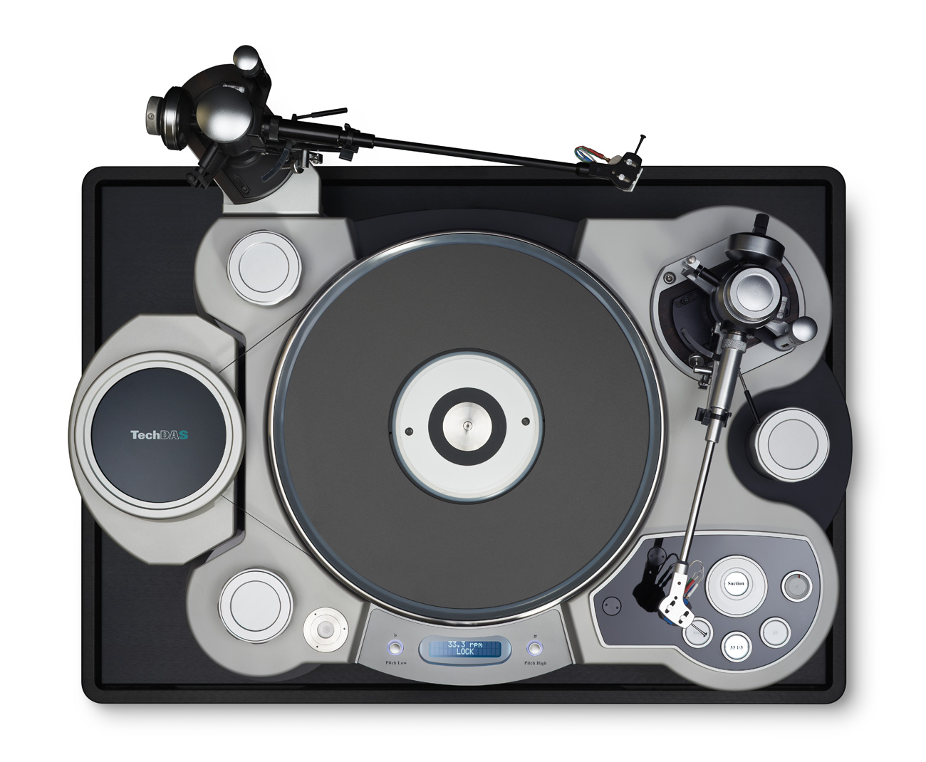 TechDAS Air Force One Premium turntable authorized dealer
