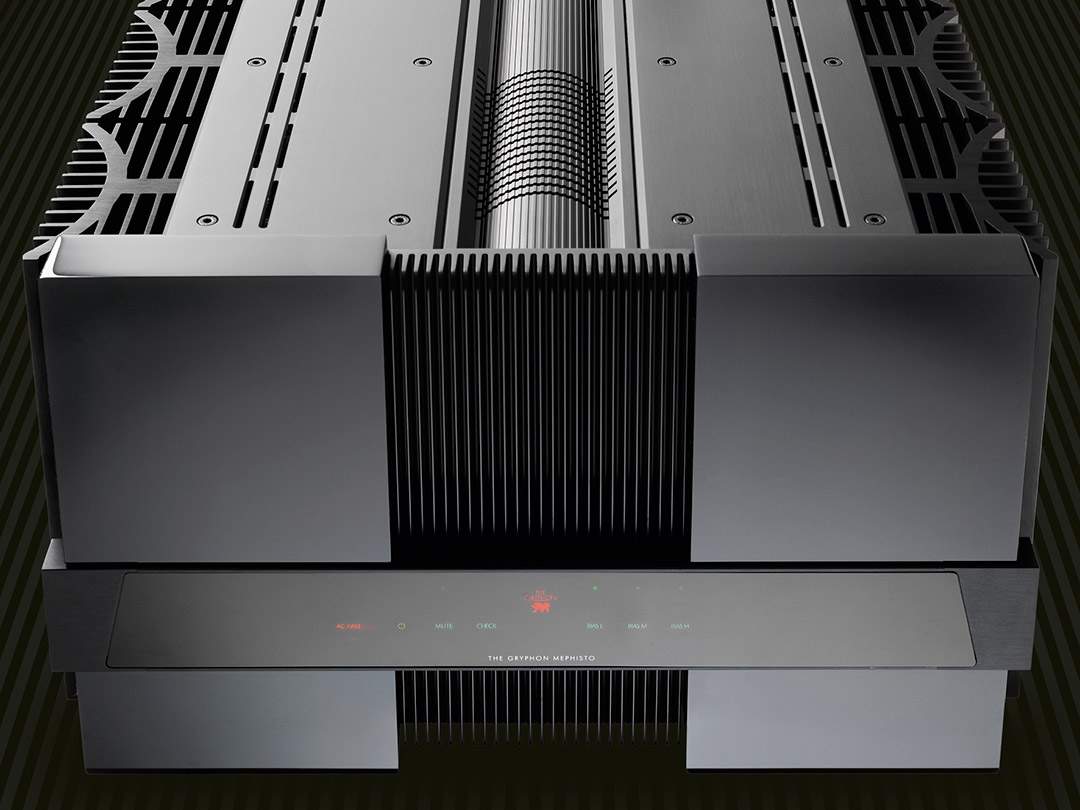 The Gryphon Audio Mephisto authorized dealer